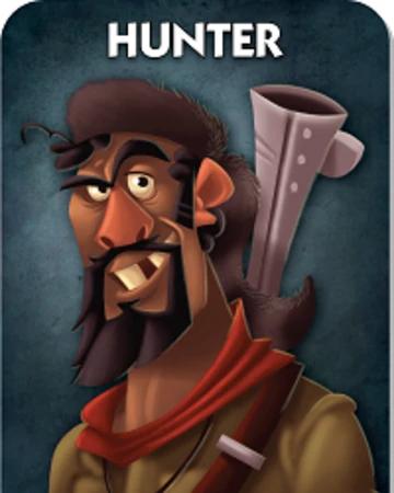 Thợ săn có đặc quyền chọn người chết cùng